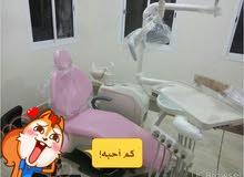 طبيبة أسنان