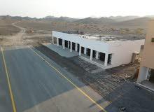للبيع محلات صناعية في سمد الشان