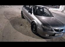 Gasoline Fuel/Power   Mazda 3 2002