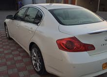 For sale 2008 White G35