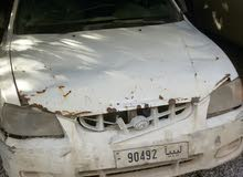سياره هواندي وان للتربيش عليها كمبيو توماتك  كويس 5 مارشات يخشن وعليها محرك يصرف
