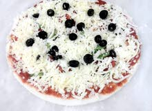 زوز اصطاوات بيتزا ومعجانات