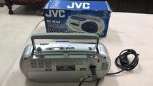 JVC Radio Cassette Recorder