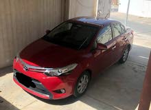 Toyota Yaris car for sale 2015 in Muscat city