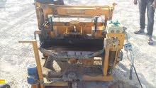 ماكينة بومشي كادونا ايطاليا 4 طوبات بحالة ممتازة للبيع 0925991169