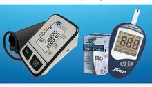 جهازي قياس السكر والضغط جويكو