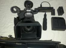 عرطه كاميره سوني تلفزيونيه HD مع هاددسك 80 جيجا