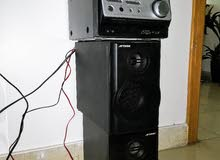 AFTRON Hi-Fi Sound and Video System with Bluetooth