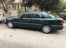 Automatic Turquoise Mercedes Benz 1995 for sale