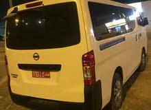 Nissan Van 2015 For sale - White color