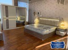 غرفة نوم جديدة بلمسات مميزة