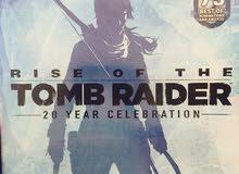 لعبة tomb raider للبلايستيشن 4