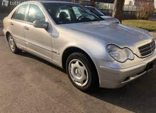 1 - 9,999 km Mercedes Benz C 180 2002 for sale