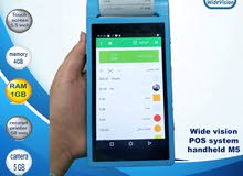 احدث جهاز Handheld POS terminal payment