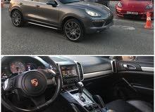 km mileage Porsche Cayenne for sale