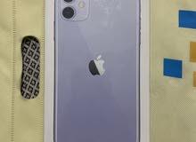 ايفون 11 لون بنفسجي