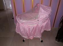سرير اطفال للمواليد