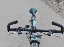 دراجة هوائية جنط 26 غيارات امامي خلفي للبيع
