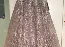 فستان لحضور عرس او سهرة فخم جدا