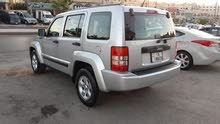Jeep Liberty 2012 For sale - Silver color