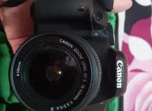 كاميرة كانون نظيفه جدا للبدل مع سماعات ايربودس او ساعة ابل