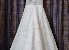 فستان زفاف زواج
