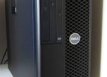 تجميعة كمبيوتر ورك ستاشن ديل Workstation Dell T3600 تجميعة متتفوتش