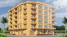 شقة 125 م للبيع واجهة بحرية 3غرف 2 حمام و رسيبش كبير الشقة