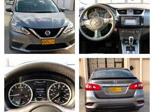 Grey Nissan Sentra 2016 for sale