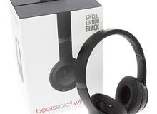 Beats by Dr Dre Solo3 Wireless Headphones Matte