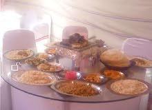 طباخ وحلواني استعداد تام لجميع المناسبات و وموائد الرحمن