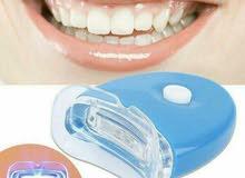 جهاز تبيض الأسنان