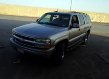 Chevrolet Suburban 2001 For sale - Silver color