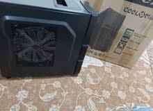 هيكل كمبيوتر مع 4 مراوح جدة / jeddah pc case with 4 fans