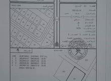 اقوي عروض شركه الاحمدي  مخطط اراضي بولايه بركاء منطقه المريصي مقابل المد