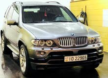 Used BMW X5 for sale in Irbid