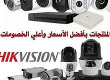 ركائز السلامة لكاميرات المراقبة وانظمة السلامة واجهزة الانذار واطفاء الحريق