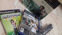 GameTrak Ps2 جهاز محاكاة