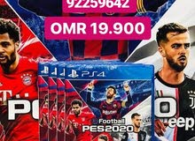 Ps4 game pes20 arabic edition now available