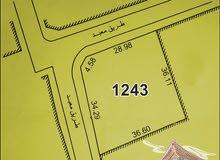 ارض للبيع   تجارية سكنية منطقة كرزاز/ مصراته