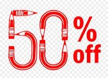 خصم 50% على جميع خدمات المكتب البيضاوي (انتهز الفرصة)