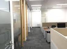 مقر ادارى للايجار 600م فى حى الوزراء الشيراتون للشركات والمكاتب الكبرى