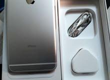 ايفون 6بلس 16g استعمال رجل كبير ليس مفتوح نهائي سعر نهائي