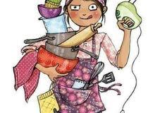 مطلوب عاملة نظافة