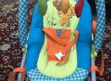 كرسي اطفال جديد غير مستخدم