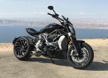 Ducati motorbike 2016 for sale