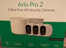 3كاميرات ارلو 2 الشهيرة مع المستقبل الخاص بها