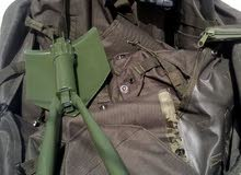 حقيبة تجهيزات عسكرية