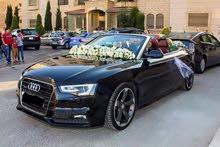car rental من الجالودي اودي  2014 A4 للمناسبات و الاعراس
