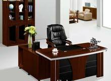نشتري جميع انواع الأثاث المكتبي